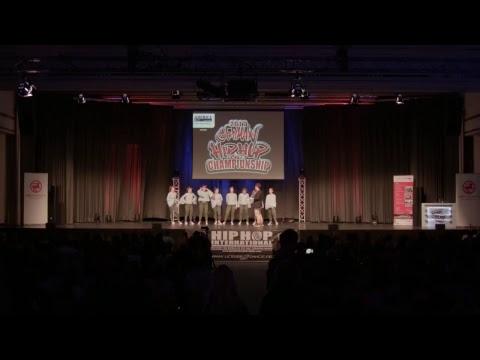 HHI Germany 2017 - German Hip Hop Dance Championship