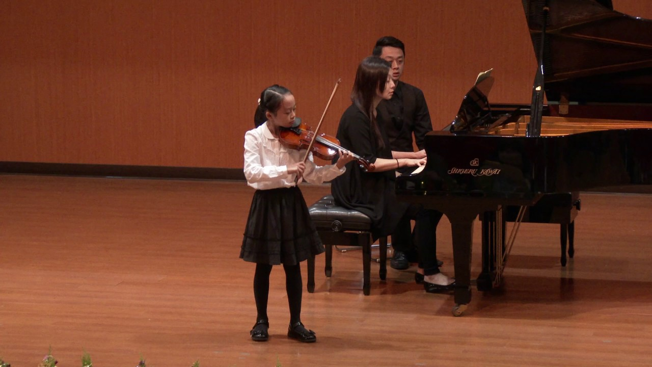 a小調小提琴協奏曲第三樂章 / 韋瓦第 - YouTube