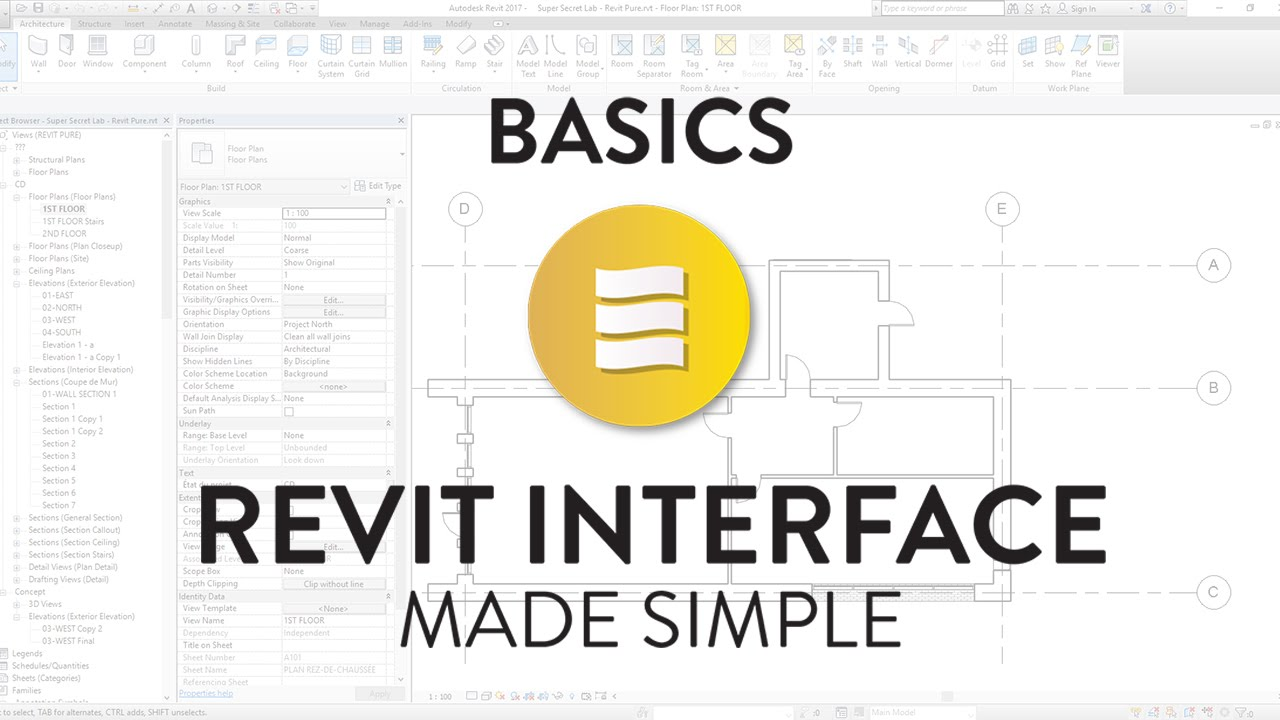 11 Tips to Master Revit User Interface — REVIT PURE
