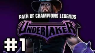 WWE All Stars: Path of Champions Legend Undertaker Playthrough Ep.1 w/Nova