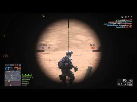 Bob Lee Swagger en Battlefield 4