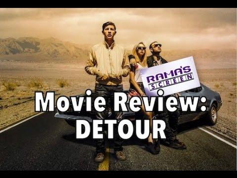 My Review Of DETOUR Starring Tye Sheridan
