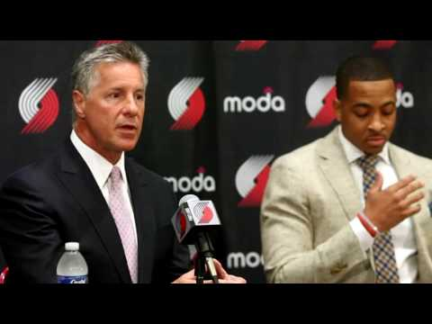 Trail Blazers' Neil Olshey: We take care of our players