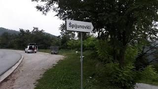 Serbia - Croatia - Bosnia Hertegovina _ Muntenegru 2018