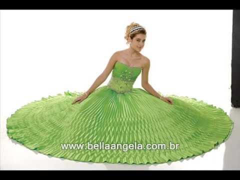 Vestidos para Debutantes 15 anos - Bella Angela