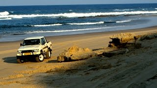 Mozambique Overland.