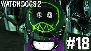 Video de SACRIFICANDO ROBOTS  Watch Dogs 2 #18