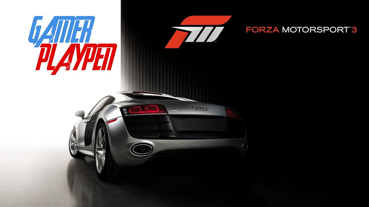 Forza Motorsport 3 Xbox 360 Game Play