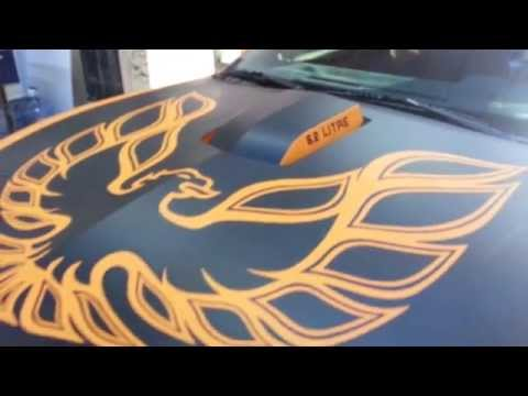 2014 Wrap Like a King Entry: Chevrolet Z/TA Camaro SS
