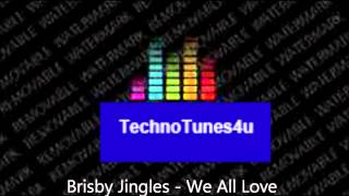 Brisby Jingles - We All Love Disco (Hitman Radio Remix)