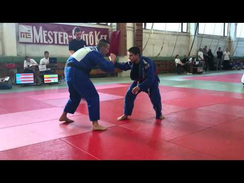 Judo Vs BJJ Real Fight