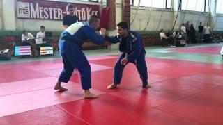 judo vs bjj real fight