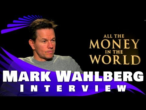 ALL THE MONEY IN THE WORLD - MARK WAHLBERG INTERVIEW
