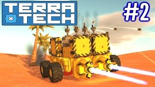 Terratech | Ep 2 | Trading Up!