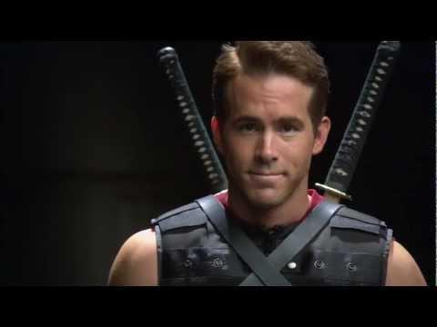 X-MEN ORIGINS| Waffe X:  Mutantenakte - Wade Wilson / Deadpool Eng / Ger Sub