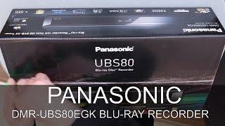 Panasonic DMR-UBS80 - Thomas Electronic Online Shop - DMRUBS80 - DMR-UBS80EGK - UBS80
