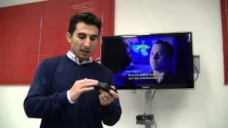 Splitter HDMI 1x2 AB para sinal 3D e 2D