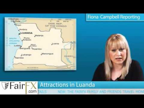 Attractions in Luanda