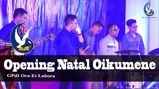 Opening Natal Oikumene ( GPdI OEL )