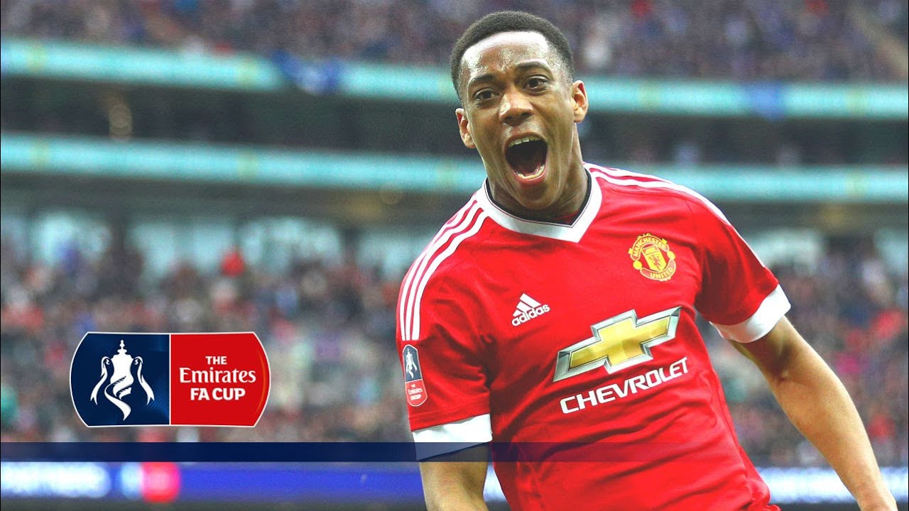 All Goals - Manchester United's Road to 2016 Emirates FA Cup Final | Goals & Highlights
