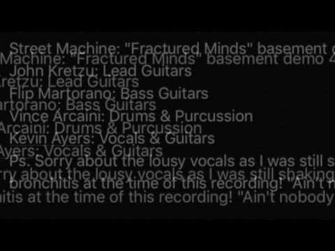 Street Machine full song rehearsal