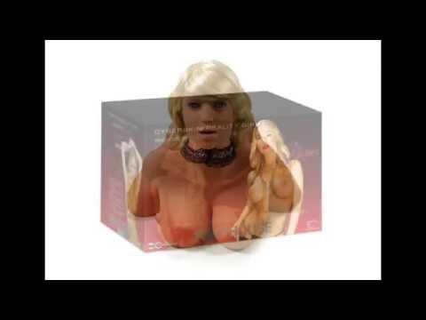 Игрушки для взрослых: Кукла из киберкожи Nicole Aniston CyberSkin Reality Girl