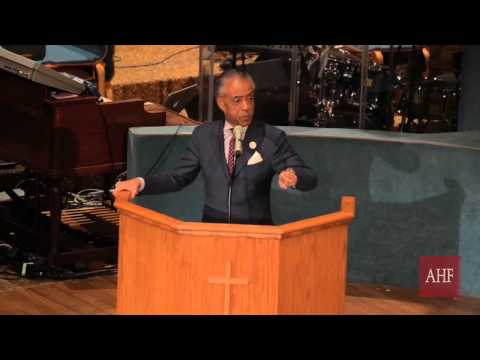 Rev. Al Sharpton Keynote Speech - AIDS is a Civil Rights Issue, Ft. Lauderdale (4/23/14)