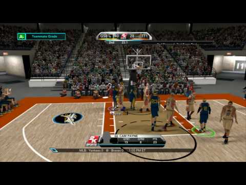 NBA 2K10 GSB's Second Crew Game!