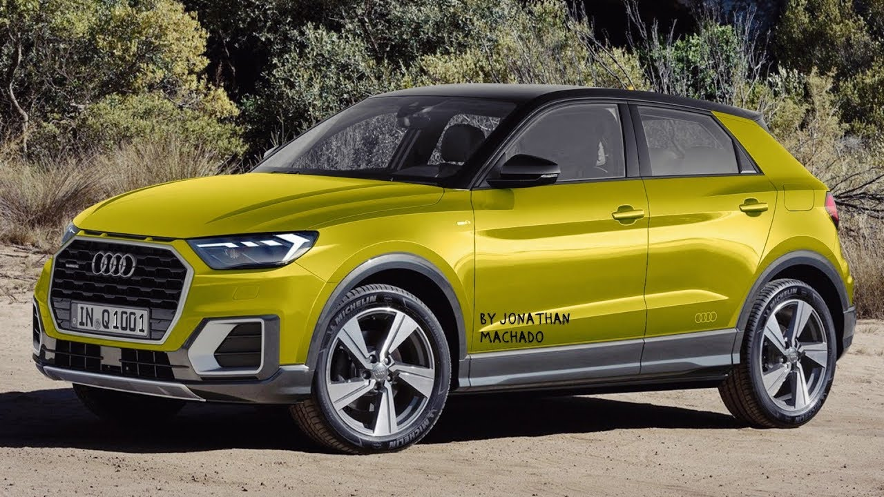 MAKING OF Audi Q Quattro A SUV YouTube - Audi q1