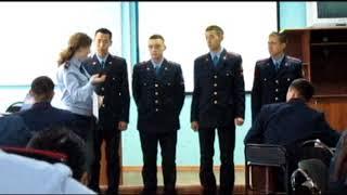 Открытое занятие по русскому языку