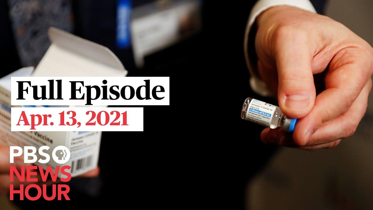 PBS NewsHour West live episode, Apr. 13, 2021