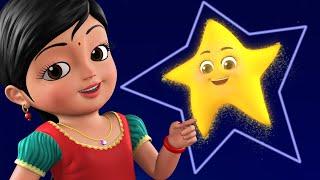 எங்கும் எதிலும் உள்ளதே, பலவிதமான வடிவங்களே | Tamil Rhymes for Children | Infobells