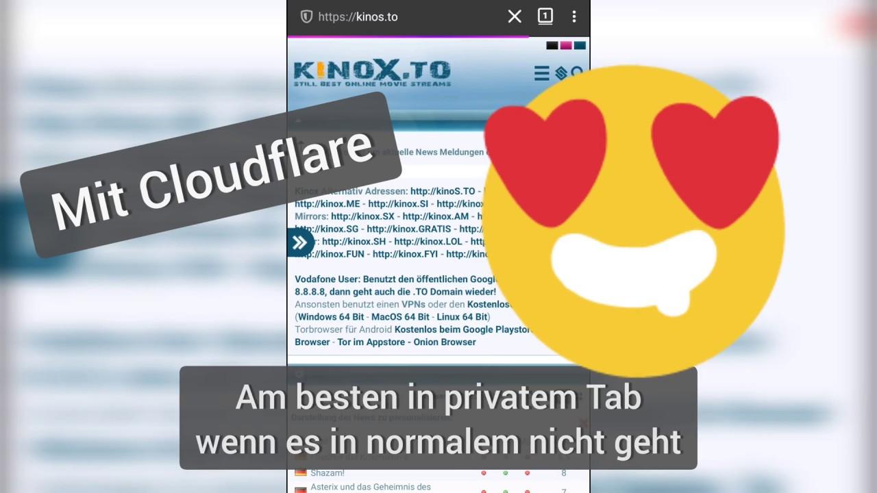 Vodafone Kinox Sperre