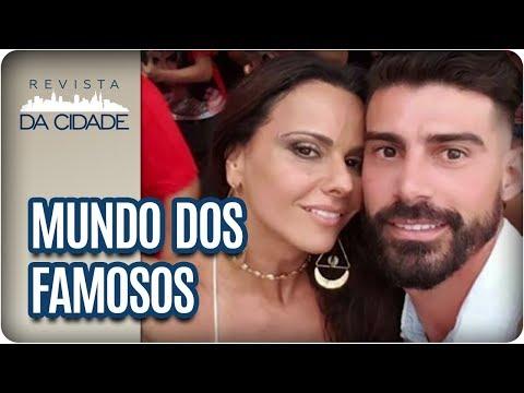 Viviane Araújo, Vanusa e Fiorella Mattheis - Revista da Cidade (29/08/2017)
