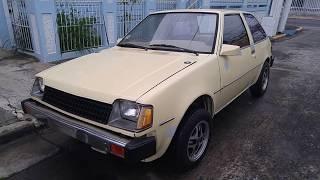 1984 Mitsubishi Colt