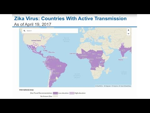 Ecolab Zika Virus Webinar Recording - May 15, 2017