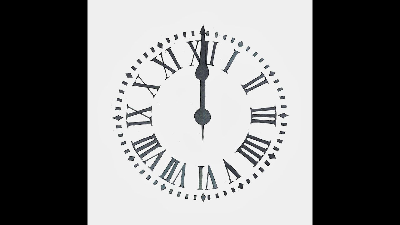 Feliz a o nuevo 2016 youtube - Dibujos de relojes para imprimir ...