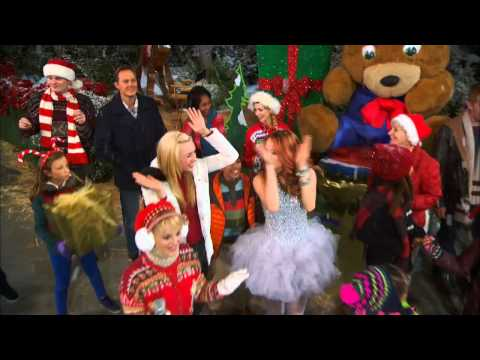 The Good Luck JESSIE: NYC Christmas Cross-Over Event Premieres Friday, November 29 at 8p/7c!