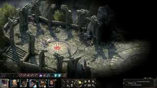 Pillars of Eternity - Killing the sky dragon under 10 seconds