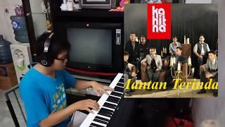 Mantan Terindah (kahitna) piano cover
