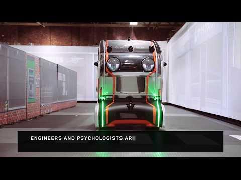 Jaguar Land Rover l Eye Pods
