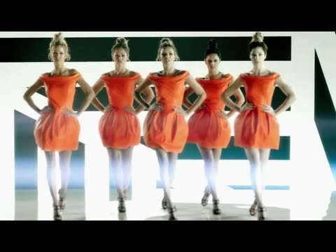 GIRLS ALOUD - SOMETHING NEW (OFFICIAL INSTRUMENTAL)