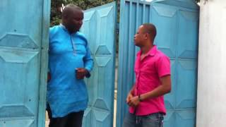 WAPWON COM The Caretaker   Very Funny Ghana Nigerian Short Comedy Video Clip
