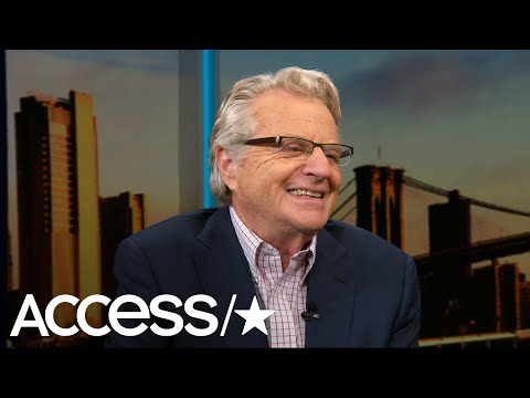 DC - Judge Jerry? Springer set to get a court show!