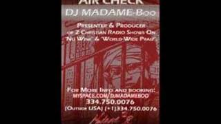 DJ MADAME Boo Radio Sampler - AIR CHECK *