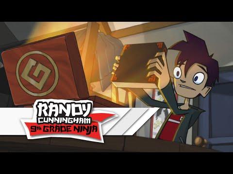рэнди игра каннингем девятиклассник-ниндзя