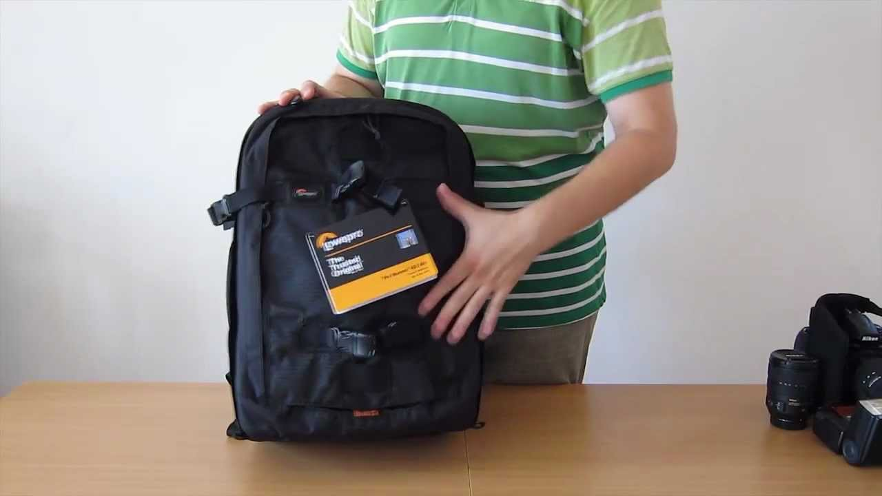 89c604d6fded Lowepro Pro Runner 450 AW - Fotoart Video prikaz - YouTube