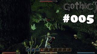 Let's play Gothic 3 #005 Höhlensäuberung mit Copper
