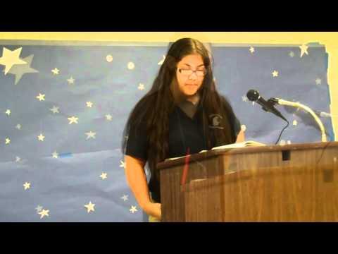 Achievement First Bridgeport Academy 8th Grade Poetry Slam