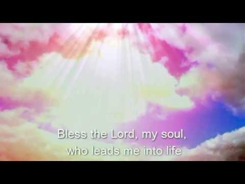 Taizé - Bless the Lord (Lyrics)